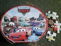Disney Cars floor puzzle