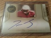 Torrey Smith Rookie Auto