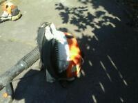 Stihl back pack blower br 430 no vat