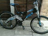 RALEIGH MAX MOUNTAIN BIKE, ALLOY FRAME, 26, ALLOY WHEELS