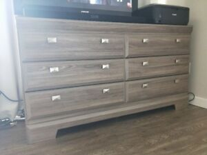 Six Drawers Dresser For Sale