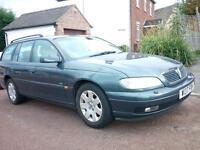 Vauxhall Omega 2.5 V6 CDX Estate Manual W reg (2000)