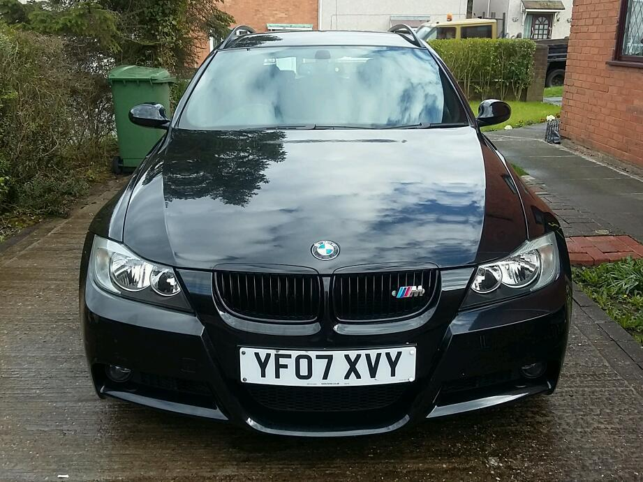 bmw 320i m sport touring 2007 e90 in wolverhampton west midlands gumtree. Black Bedroom Furniture Sets. Home Design Ideas