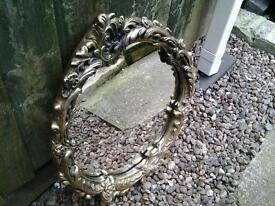 Lovely vintage wall mirror nice