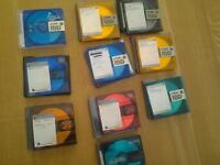 Recordable mini discs for sale