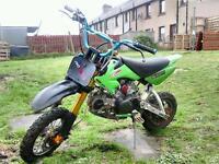 Thumpstar 125cc le2200