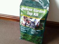 1For sale deluxe garden tap kit