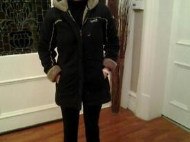 Regatta fur lined coat