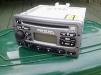 Ford Focus radio and cd player