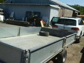 Ifor williams dropside trailerr 12x6.6 no vat