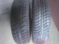 Tyres for mini