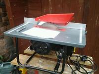 """Performance 200mm 8"""" table saw bench saw"""