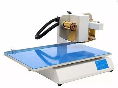 8025 Digital Automatic Foil Printer Gold Foil Press Hot Printing Stamping 220v
