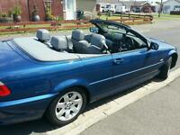 BMW 318 CI CONVERTIBLE SWAP/SALE