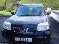 2006 nissan xtrail aventura dci for sale