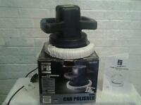 Polisher for cars