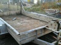 Beatson plant trailer 10x5.6 no vat