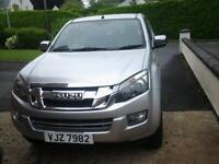 Vjz79822014 isuzu dmax for sale