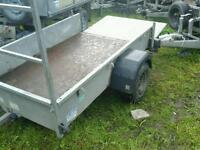 Ifor williams trailer p 6 e 7x4 no vat