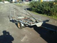 Quad trailer 8x5 no vat