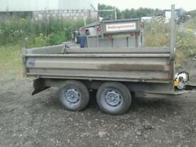 Lynton electric tipping trailer 8x5 no vat ( like ifo williams)