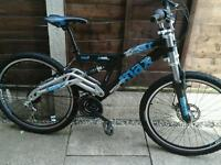 RALEIGH MAX MOUNTAIN BIKE, ALLOY FRAME, 26, ALLOY WHEEL