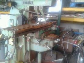 For sale richmond milling machine