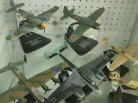 WW2 fighter plane models
