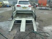 Indespenson quad trailer 5x4 no vat