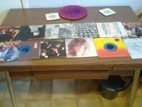 12 Stiff Little Fingers vinyl singles.