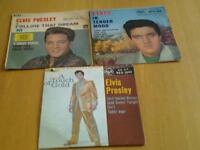 Three Elvis EPs