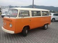 Volkswagen T2 1972 7.500£