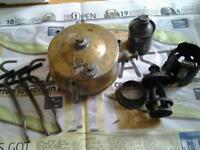 Burmos Touring Stove in Original Tin