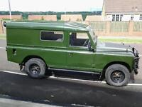 1959 LANDROVER 109 L.W.B DEISEL,TAX & MOT EXEMPT.