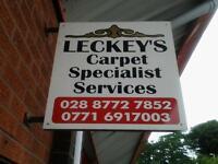 Pleanty of Carpet and vinyl remnants