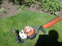 Stihl hs87r hedge cutter no vat