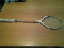 Wilson Classic badmington racquet.