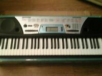 Yamaha psr 170 electric organ