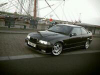 Bmw e36 M3 replica. 318is swaps see description