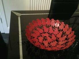Beautiful large decrative bowl
