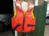 So wester buoyancy jacket, large size,