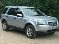 2007 - Land Rover FREELANDER 2 2.2 TD4 S 5dr