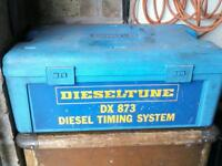 Diesel timing kit