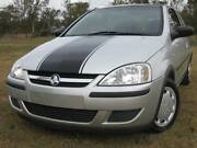 2004 Holden Barina XC 4cyl 5sp MANUAL Hatchback. LOW KMs! Tamworth Tamworth City Preview