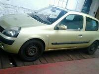 Renault clio parts