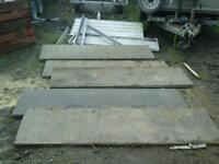 Ifor williams cattle trailer ramps for 5 ft 6 ins trailer no vat