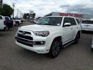 2019 Toyota 4Runner Limited |  Sunroof | 20 Rims | Backup Camera