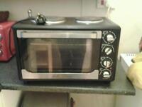 30 L oven hob
