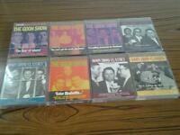 Cassettes 8 x boxed sets of The Goon Show.