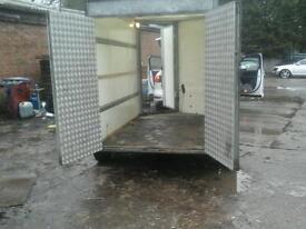Ifor william boxvan trailer 8x5x6 no vat